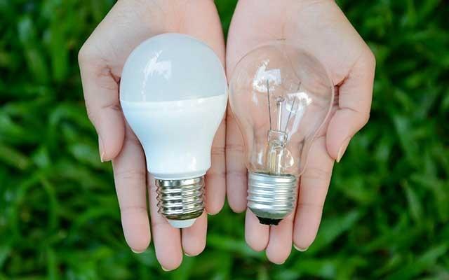 Illuminazione a led