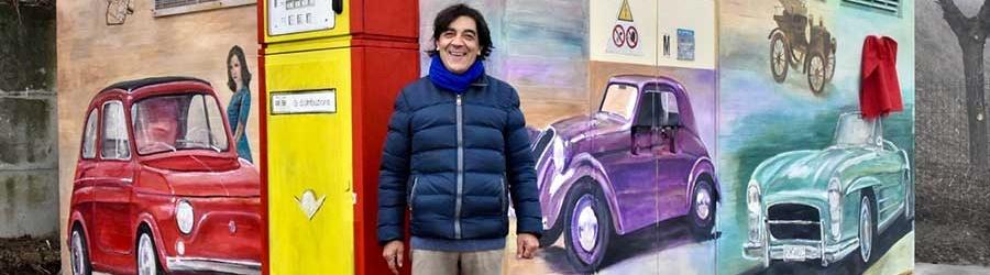 Enel e street art: quando l'innovazione incontra la creatività